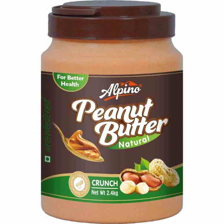 alpino peanut butter