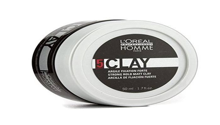 L'oreal Matt Clay Best hair wax