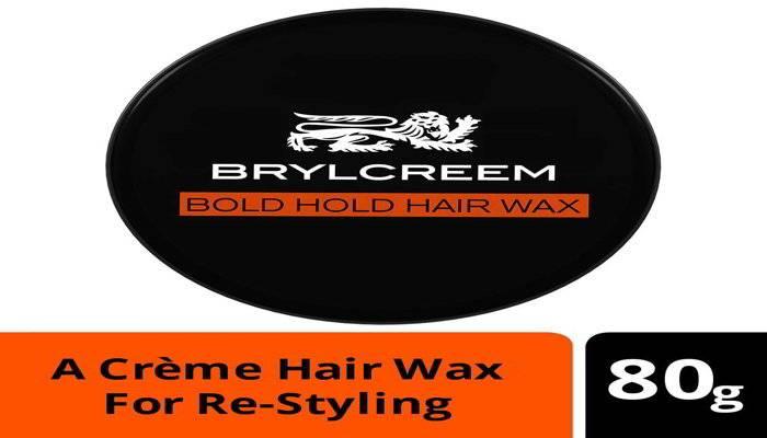 ब्राइलक्रीम वैक्स - Brylcreem Mens Hair Wax